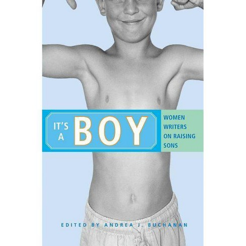 It's a Boy - by  Andrea J Buchanan (Paperback) - image 1 of 1