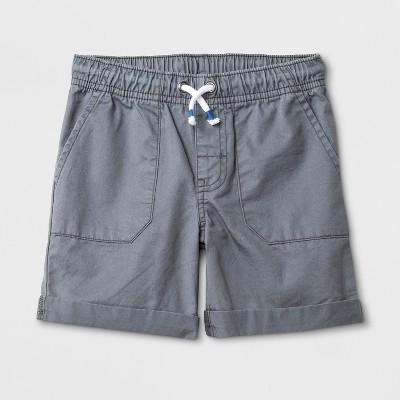 Toddler Boys' Pull-On Shorts - Cat & Jack™ Gray - 12M