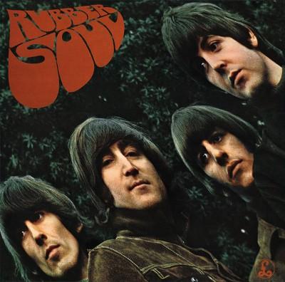 Beatles - Rubber Soul (Vinyl)
