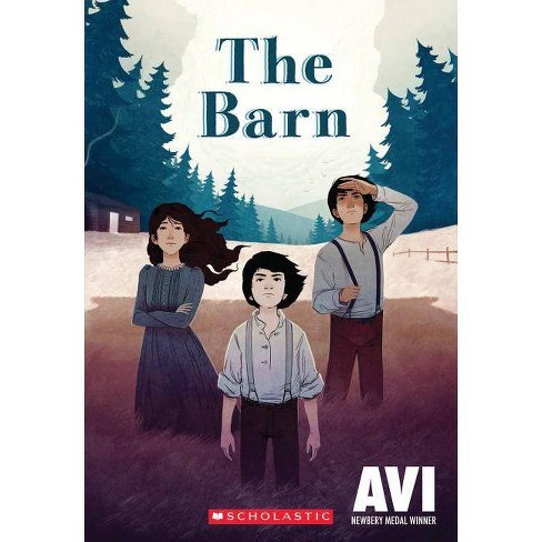 The Barn - (Paperback) - image 1 of 1
