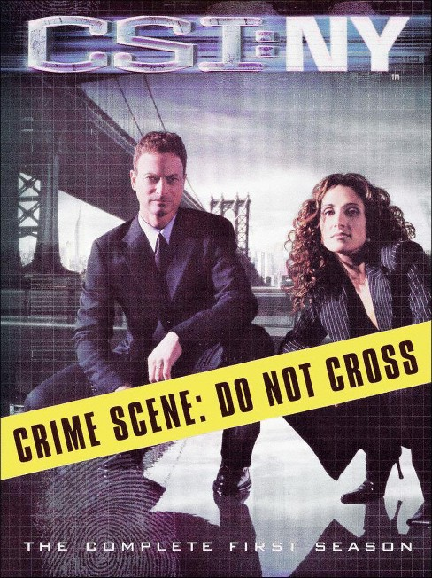 Csi:Ny:Complete first season (DVD) - image 1 of 1