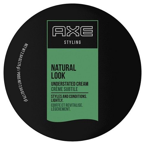 AXE Styling Natural Look Understated Cream 2.64 oz - image 1 of 3