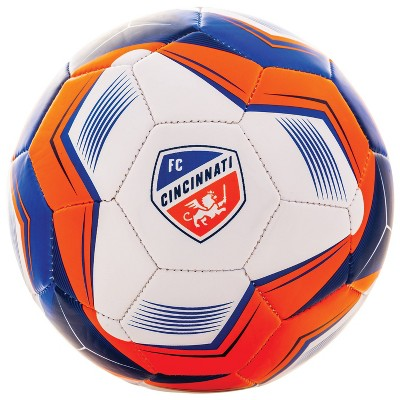 MLS FC Cincinnati Size 1 Soccer Ball