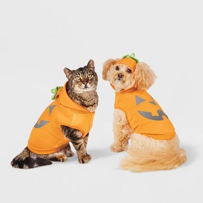 Jackolantern Reflective Dog and Cat Hoodie - Hyde & EEK! Boutique™