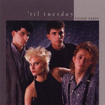 'Til Tuesday; Larouge, Brittany; O'Brien, Shauna; Mihaella - Voices Carry (CD)