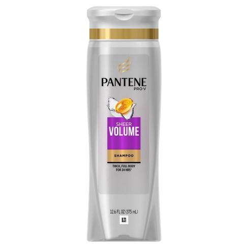 Pantene Pro-V Sheer Volume Shampoo - 12.6 fl oz - image 1 of 3