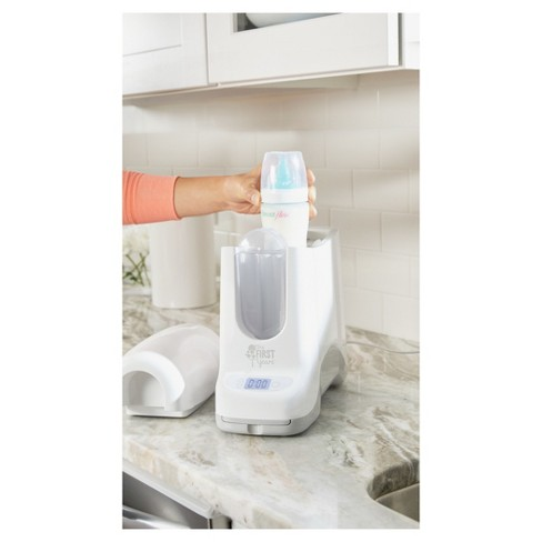 The First Years Remote Control Bottle Warmer White Target