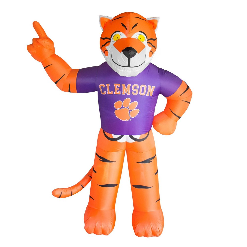 NCAA Clemson Tigers 7' Inflatable Led Mascot