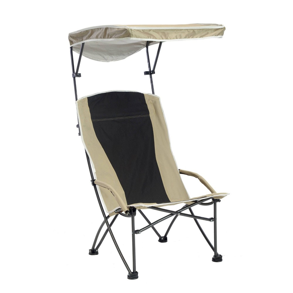 Image of Quik Shade Portable Chair with Carrying Case - Black