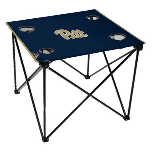 NCAA Pitt Panthers Portable Table - image 1 of 1