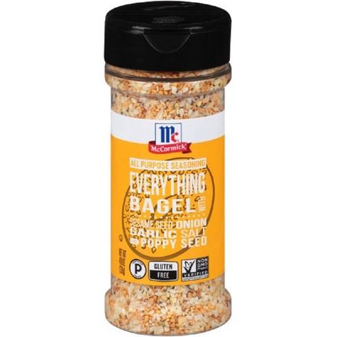 McCormick Gluten Free All Purpose Everything Bagel Seasoning - 4.8oz - image 1 of 4