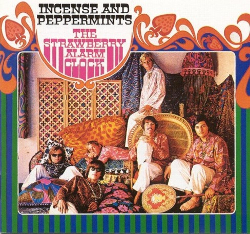 Strawberry alarm clo - Incense & peppermints (CD) - image 1 of 1