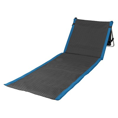 Beacomber Portable Chair - Gray (Chevron)