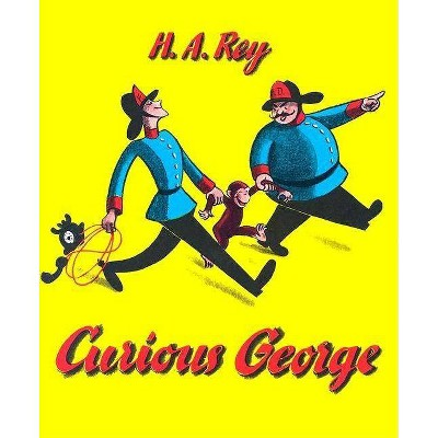 Curious George ( Curious George)(Paperback)by H. A. Rey