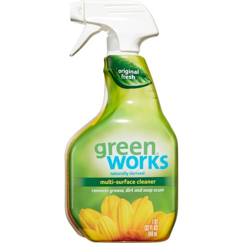 Green Works All Purpose Cleaner Spray, Original, 32 oz - image 1 of 3