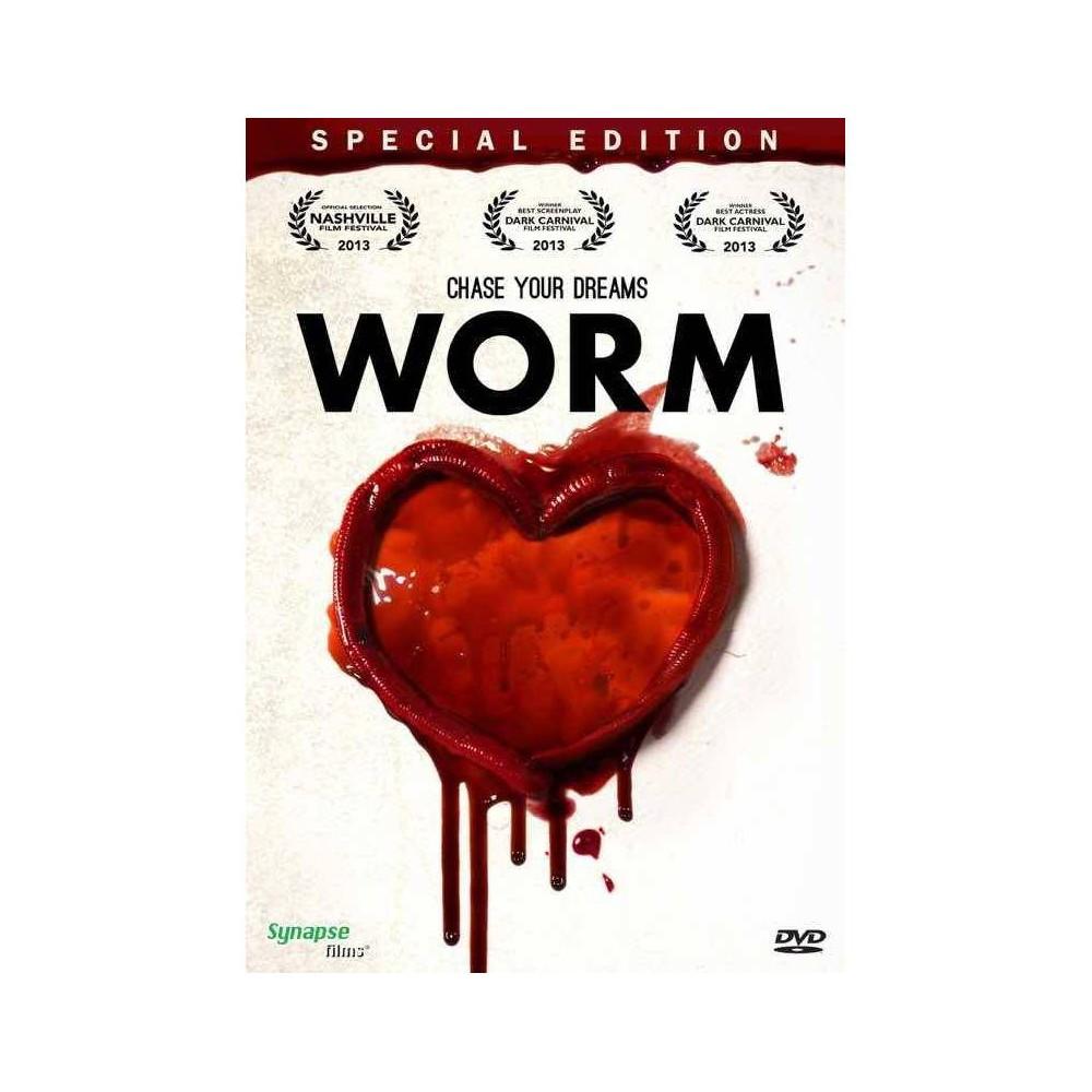 Worm Dvd 2014