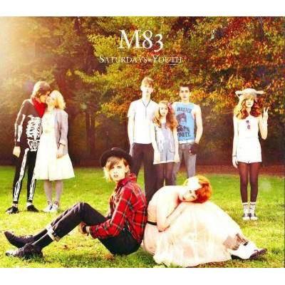 M83 - Saturdays = Youth (CD)