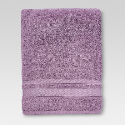 Performance Solid Bath Sheet Pink - Threshold™