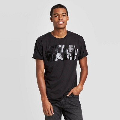 Men's Star Wars Force Graphic T-Shirt - Black S - Disney Store