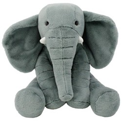 Animal Adventure Giant Elephant - Gray
