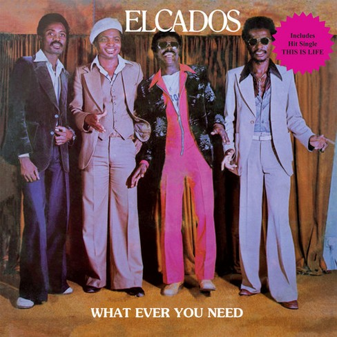 Elcados - What Ever You Need (Vinyl) - image 1 of 1