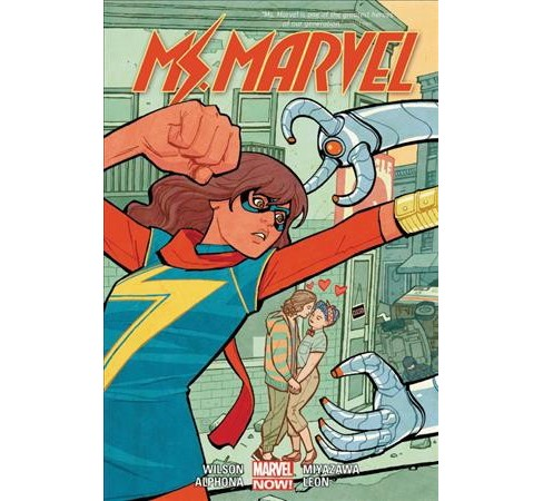 Ms. Marvel 3 (Hardcover) (G. Willow Wilson) - image 1 of 1