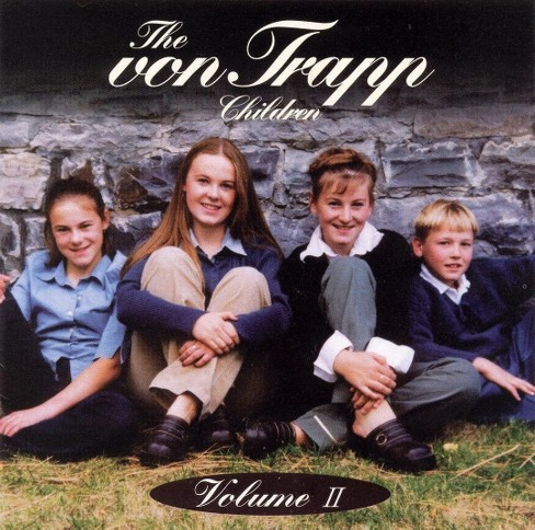 Von trapp children - Von trapp children:Vol 2 (CD) - image 1 of 1