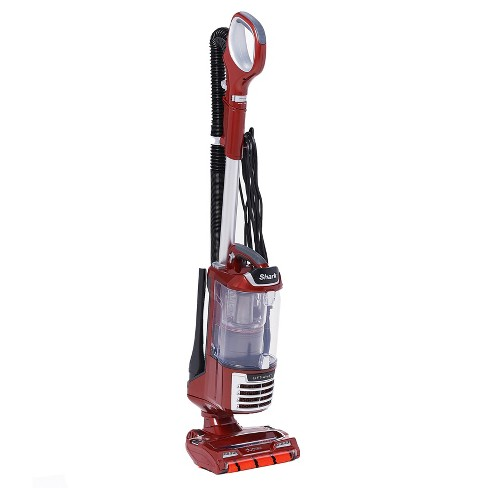 Shark NV771 DuoClean Lift Away Speed Bagless Upright HEPA Vacuum Cleaner for Carpet and Hard Floors, Red (Certified Refurbished) - image 1 of 4