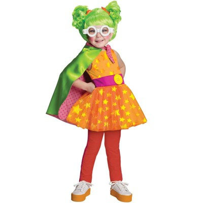Lalaloopsy Deluxe Dyna Might Toddler/Child Costume