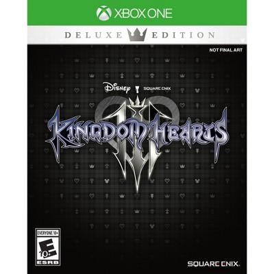 Kingdom Hearts III: Deluxe Edition - Xbox One