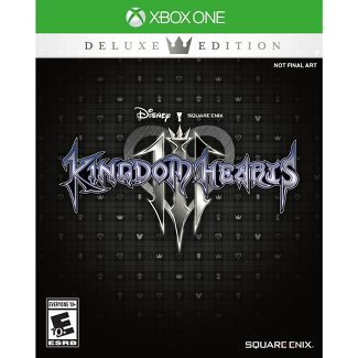 Kingdom Hearts III: Deluxe Edition - Xbox One