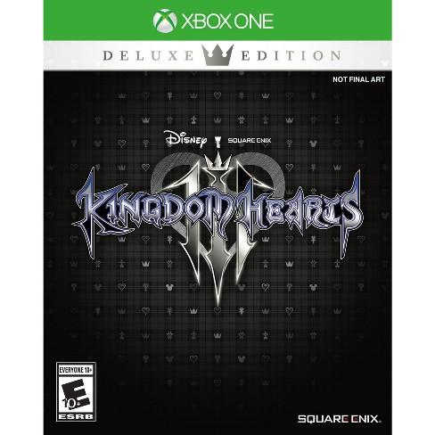 Kingdom Hearts III: Deluxe Edition - Xbox One - image 1 of 4