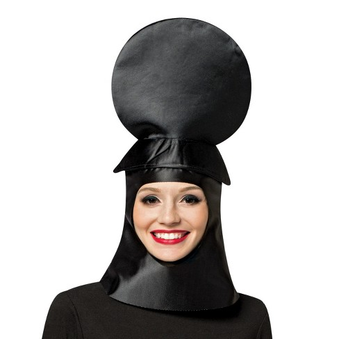 Pawn Chess Piece Costume Mask - image 1 of 1
