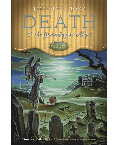 Death & the Gravedigger's Angel (Paperback) (Loretta Ross) - image 1 of 1