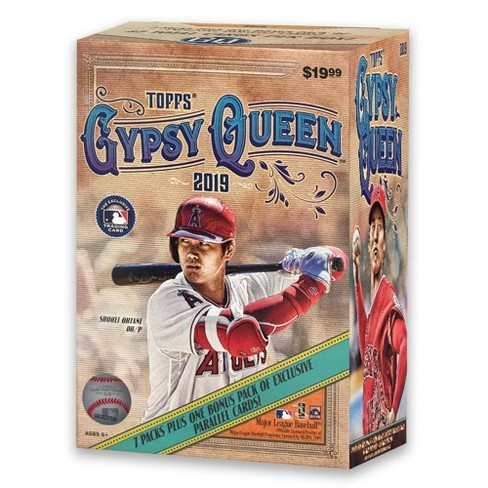 Topps 2019 Mlb Gypsy Queen Baseball Trading Card Blaster Box