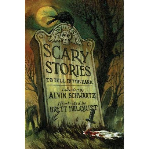 Scary Stories to Tell in the Dark - by  Alvin Schwartz (Paperback) - image 1 of 1