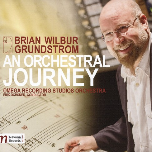 Omega studios orches - Grundstrom:Orchestral journey (CD) - image 1 of 1