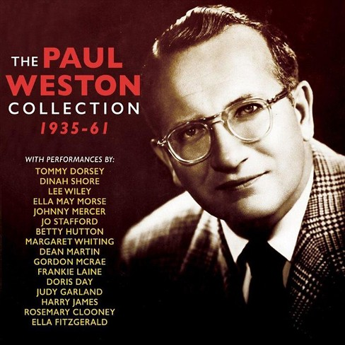 Paul Weston - Paul Weston Collection:1935-1961 (CD) - image 1 of 1