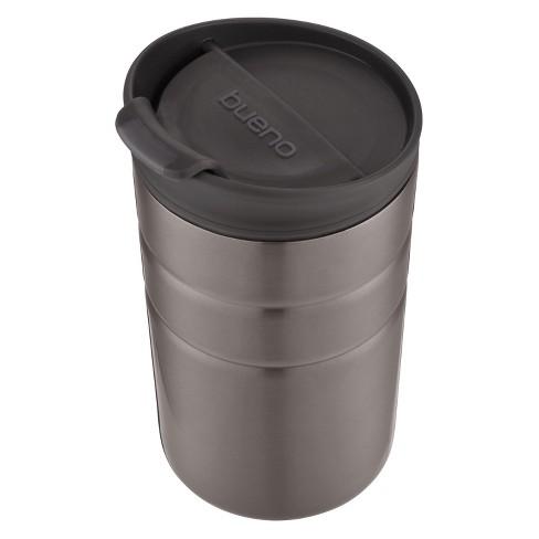 acfe1ed95a0 Contigo Bueno 10oz Vacuum-Insulated Stainless Steel Travel Mug with Flip Lid