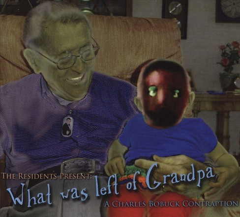 Residents Present: What Was Left Of Grandpa - image 1 of 1