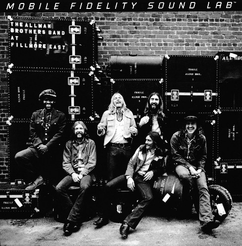 Allman brothers band - Allman brothers band:At fillmore east (CD) - image 1 of 1