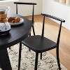 Northwood Metal Cafe Dining Chair - Threshold™ designed with Studio McGee - image 2 of 4