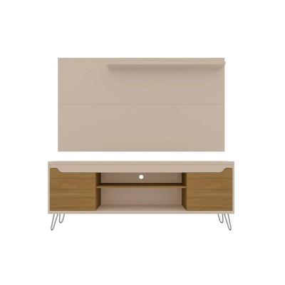 "50"" Baxter TV Stand and Liberty Panel  - Manhattan Comfort"