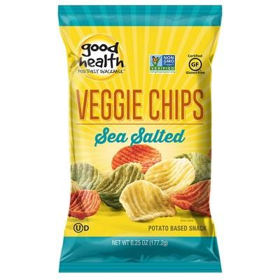 Good Health Sea Salt Veggie Chips - 6.25oz