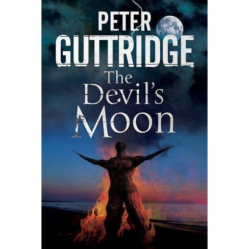 The Devil's Moon - (Brighton) by  Peter Guttridge (Hardcover) - image 1 of 1