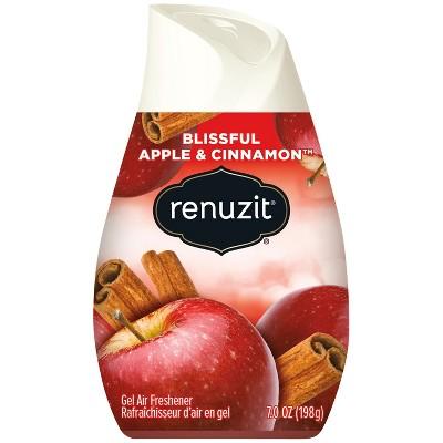 Renuzit Apple And Cinnamon Gel Air Refreshner 7oz