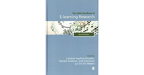 Sage Handbook of E-learning Research (Hardcover) - image 1 of 1