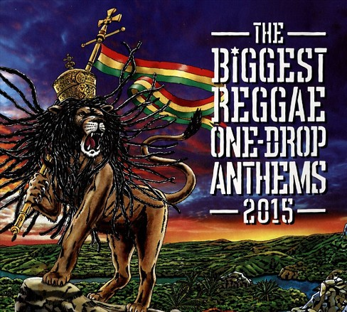 Various - Biggest one drop anthems 2015 (CD) - image 1 of 1