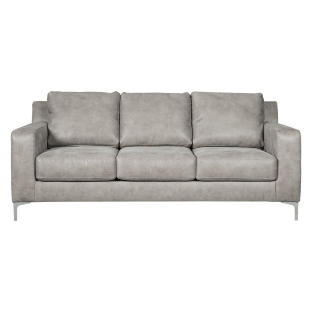 Ryler Sofa Steel Gray - Signature Design by Ashley