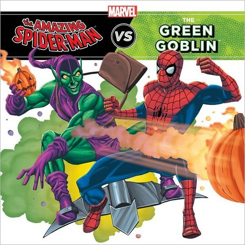 The Amazing Spider-Man vs. Green Goblin <BR/> by Steve Behling <BR/> (Paperback) - image 1 of 1